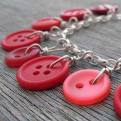 Milomade Button Bracelets