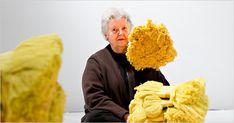 'Sheila Hicks - 50 Years,' Retrospective in Philadelphia - NYTimes.com