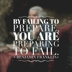 Sharpen the saw before you start the cut.. #Success is accelerated when you know the direction you are going, how to get there and the resources you'll need... #preparation #goals #benjaminfranklin #quotes