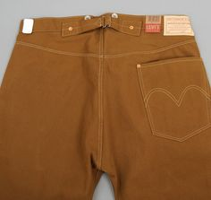 Vintage Jeans, Vintage Outfits, Vintage Clothing, Levi's Brand, Mens Fur, Japanese Denim, Denim Fashion, Jeans Style, Working Class