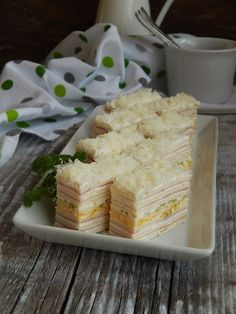 Baking Recipes, Cake Recipes, Dessert Recipes, Desserts, Baklava Cheesecake, Torte Recepti, Serbian Recipes, Appetizers For Party, No Bake Cake