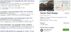 SEO Rank Up on Google! - http://gordowebdesign.com/seo-rank-google/ Get ranked up in Google, be the first to come up in the SERP search engine results page.  Statistics show that the first 3-5 links on SERP yield the highest click through and lowest bounce rate.  Get more users, more traffic, and more customers Gordo Website Design Fort Lauderdale SEO.  #FortLauderdale, #FtLauderdale, #InternetMarketing, #SERP, #WebDesign, #WebsiteDesign