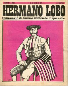 13 de mayo d 1972 y 15 pesetas de precio. 16 páginas.