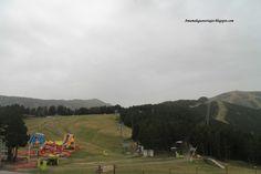 Estación de esquí Pal Vallnord en verano con multitud de actividades para los peques.