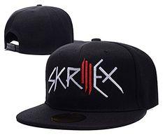 JRICK Skrillex Logo Adjustable Snapback Embroidery Hats Caps JRICK http://www.amazon.com/dp/B013FXCSD0/ref=cm_sw_r_pi_dp_QFwQwb0ZR2MQR