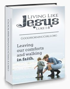 Free eBook: Living Like Jesus - Leaving Our Comforts and Walking in Faith