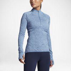 Nike Element Sphere Half-Zip 女子跑步T恤