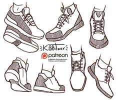 kibbitzer is creating Reference sheets, tutorials and Drawing Reference Poses, Drawing Poses, Manga Drawing, Drawing Tips, Drawing Sketches, Art Drawings, Hand Reference, Figure Drawing, Kleidung Design