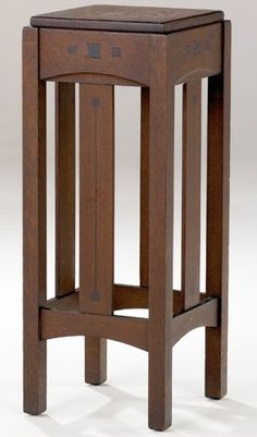 Arts And Crafts Ideas Arts And Crafts Furniture, Arts And Crafts House, Furniture Projects, Wood Furniture, Home Crafts, Wood Projects, Woodworking Projects, Craftsman Style Furniture, Mission Style Furniture