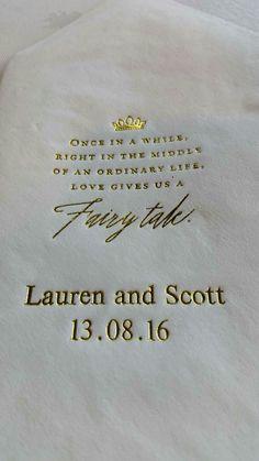 Lauren and Scott's Disney themed wedding at The Fable   http://www.thefablebar.co.uk/
