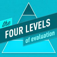 "Donald Kirkpatrick came up with something now called Kirkpatrick's Four Levels of Training Evaluation. There may be other methods to do this, but Kirkpatrick's Four Levels are a widely used classic. They became very popular after he published his book, ""Evaluating Training Programs,"" in 1994."