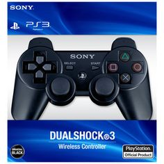 Controller Wireless 3 Playstation New Dualshock Bluetooth Gamepad Game Black Smartphone Samsung J5, Samsung 4k, Play Stations, Bluetooth, Usb, Tv Led 50, Mini System, Game Controller, Black Friday Deals