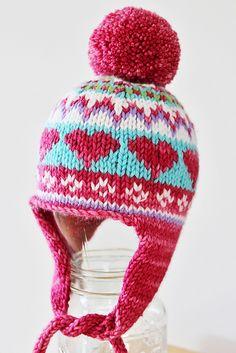 Ravelry: zenitude's Bébé Hat for Emma