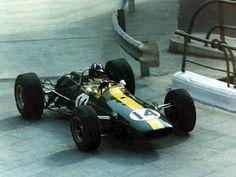 Graham Hill Monaco 1967