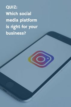 QUIZ! Ever wonder what social networks your business should be on? Find out with this quiz.