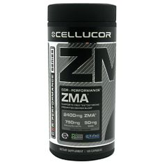 Cellucor ZMA - Clinical Dose of ZMA - Where to Buy Supplements
