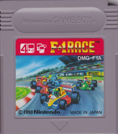 F-1 Race on the Game Boy Crammer podcast.