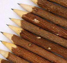 Fatto a mano rustico in legno naturale ramoscello di SheerEthic 2,12+11,23