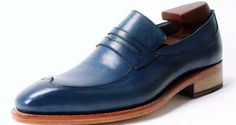 penny loafer - best used as an accessory to a high classy style.