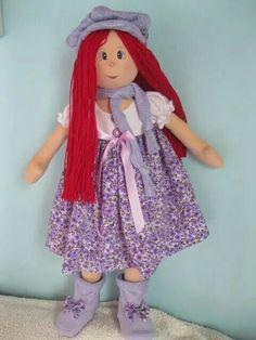 Homemade doll!!