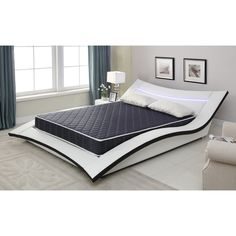 AC Pacific Full Size Foam Mattress Covered in a Waterproof Fabric (Full), Black night 6 Inch Mattress, Mattress Covers, Foam Mattress, Bedroom Furniture Stores, Bedroom Decor, Furniture Mattress, Furniture Outlet, Online Furniture, Bedroom Ideas