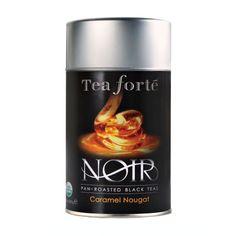 Tea Forte Noir Caramel Nougat Loose Leaf Black Tea 80g - Yuppiechef