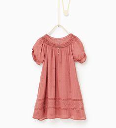 girl dress from Zara