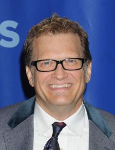 Drew Carey, born in Cleveland, Ohio.