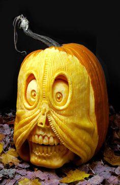 .Cool Pumpkin