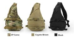 Outdoor One Shoulder Casual Cross-body Bag Chest Advanced Tactical Backpack Portable Small Portable Chest Pack