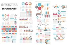 Business infographic : Posted by Infographic Paradise Business Infographic by Infographic Paradise on C