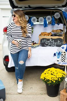 How to: Host a Great Tailgate Party