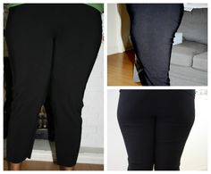 Trouser adjustments: Big butts don't lie | Pincushion Treats