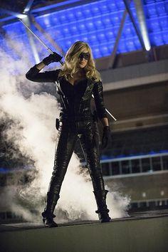"""Arrow - Black Canary """"The Calm"""" #3.1 #Season3"""