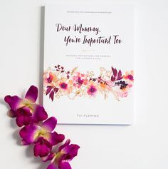Dear Mummy - You're Important Too - Bella Mama Be True To Yourself, Finding Yourself, Parenting Books, Live Your Life, Understanding Yourself, Meant To Be, This Book, Place Card Holders, The Incredibles
