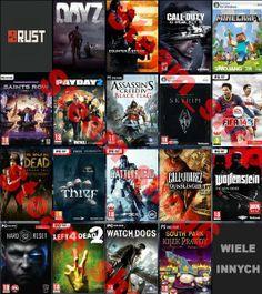 Wolfenstein DayZ CS GO Arma Rust Payday Watch Dogs