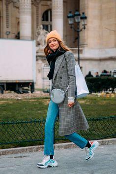 Street Style Paris Fashion Week Fall 2018 – Cut & Paste – Blog de Moda