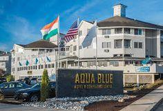 Aqua Blue Hotel – The Best Hotel in Narragansett Rhode Island. Narragansett Rhode Island, Scarborough Beach, Travel Booking Sites, Best Location, Ocean Beach, Hotel Reviews, Best Hotels, Aqua Blue, State Parks