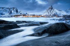 Rough Norwegian Sea by AdnanBubalo via http://ift.tt/2irhWBP