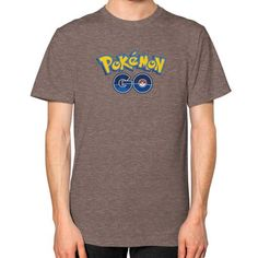 Pokemon GO Unisex T-Shirt (on man)
