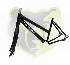 uniek in nederland dames mix frame met pinion http://belt-bikes.nl/fietsen/belt-bikes-pinion-hardtail