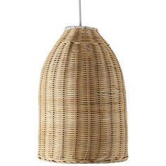 Modern Wicker Basket Ceiling Pendant Light Shade Lounge Lighting Lampshade Home Wicker Dresser, Wicker Couch, Wicker Headboard, Wicker Bedroom, Wicker Furniture, Wicker Trunk, Wicker Mirror, Wicker Shelf, Ceiling Light Shades