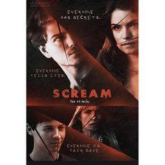 Fan art #scream