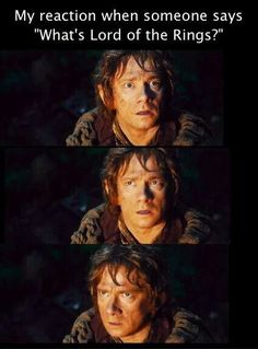What's 'The Lord of the Rings'?