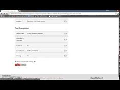 How to use Classmarker Quiz Maker, Being Used, Teacher, Tutorials, Technology, Youtube, Tech, Tecnologia
