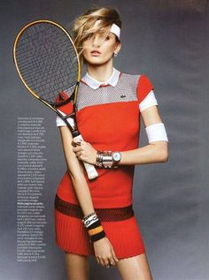 Gioia Magazine April 2014 #heroine #heroinesport