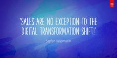 Recap from #AdobeSummit: how do you achieve digital sales excellence? http://adobe.ly/1Gzb8G6