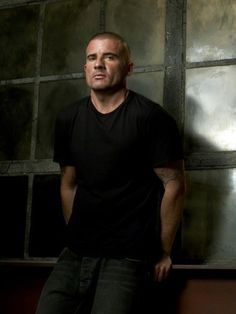 Still of Dominic Purcell in Prison Break