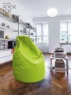 Pufa XL tkanina limonka pufashop, Pufa XXL, Sako, Pufa worek Teak, Bean Bag Chair, Furniture, Home Decor, Decoration Home, Room Decor, Beanbag Chair, Home Furnishings, Home Interior Design