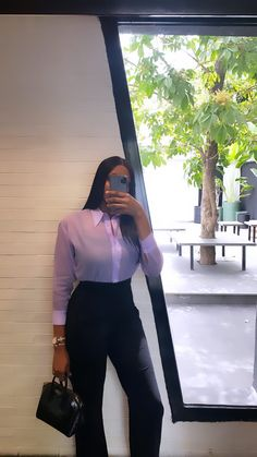Office Outfits Women, Business Casual Outfits For Women, Professional Outfits, Black Girl Fashion, Suit Fashion, Work Fashion, Classy Outfits, Chic Outfits, Girl Outfits